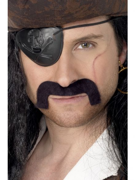 Pirate Moustache